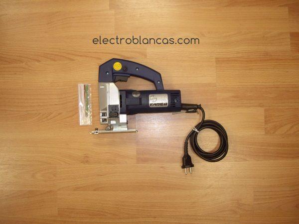 caladora empuñadura electrónica pendular SCA550PEM 550w. - electroblancas