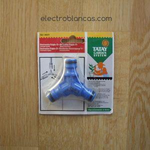 derivacion triple y tatay 00075 - electroblancas