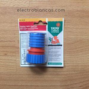 empalme rapido tatay 00155 ref. 00112 - electroblancas