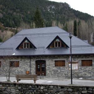 guardería municipal Sallent de Gállego