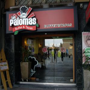 reforma eléctrica Restaurante Las Palomas en Zaragoza
