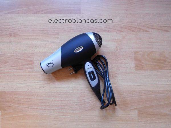 secador edm07630 2200w. - electroblancas