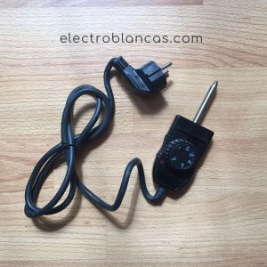 cable+termostato plancha sogo - electroblancas