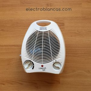 calefactor lumeco 07204 1000-2000w. ref. 00059 - electroblancas