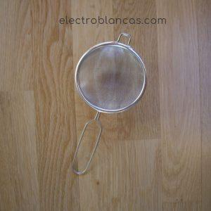 colador metálico 10 mm. ref. 00029 - electroblancas