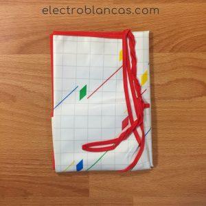 delantal rombos ref. 000056 - electroblancas