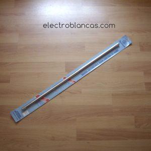 barra ext. cortina baño cromo 0,80x1,40 ventosas re. 00101 - electroblancas