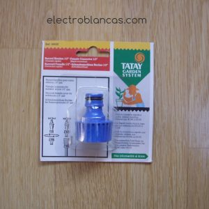 racord hembra para rosca exterior 1-2 - 00035 - ref. 00116 - electroblancas