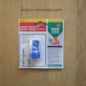 racord macho tatay 00015 ref. 00114 - electroblancas