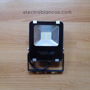 proyector led estanco - 10w. - 3k - electroblancas