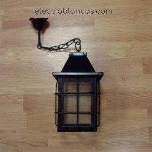 aplique ext. colgante ref. 00164 - electroblancas