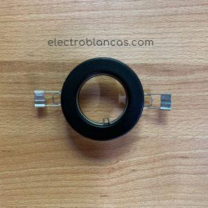 aro fijo negro ref. 00175 - electroblancas