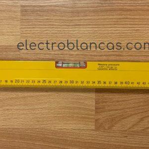 nivel de burbuja 60 cm. electroblancas