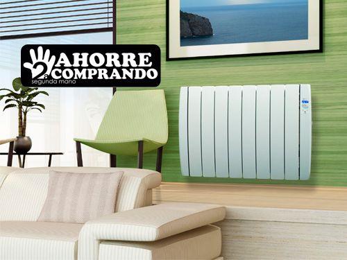 radiador bajo consumo - electroblancas